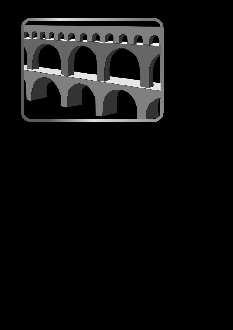 Rome aqueduct