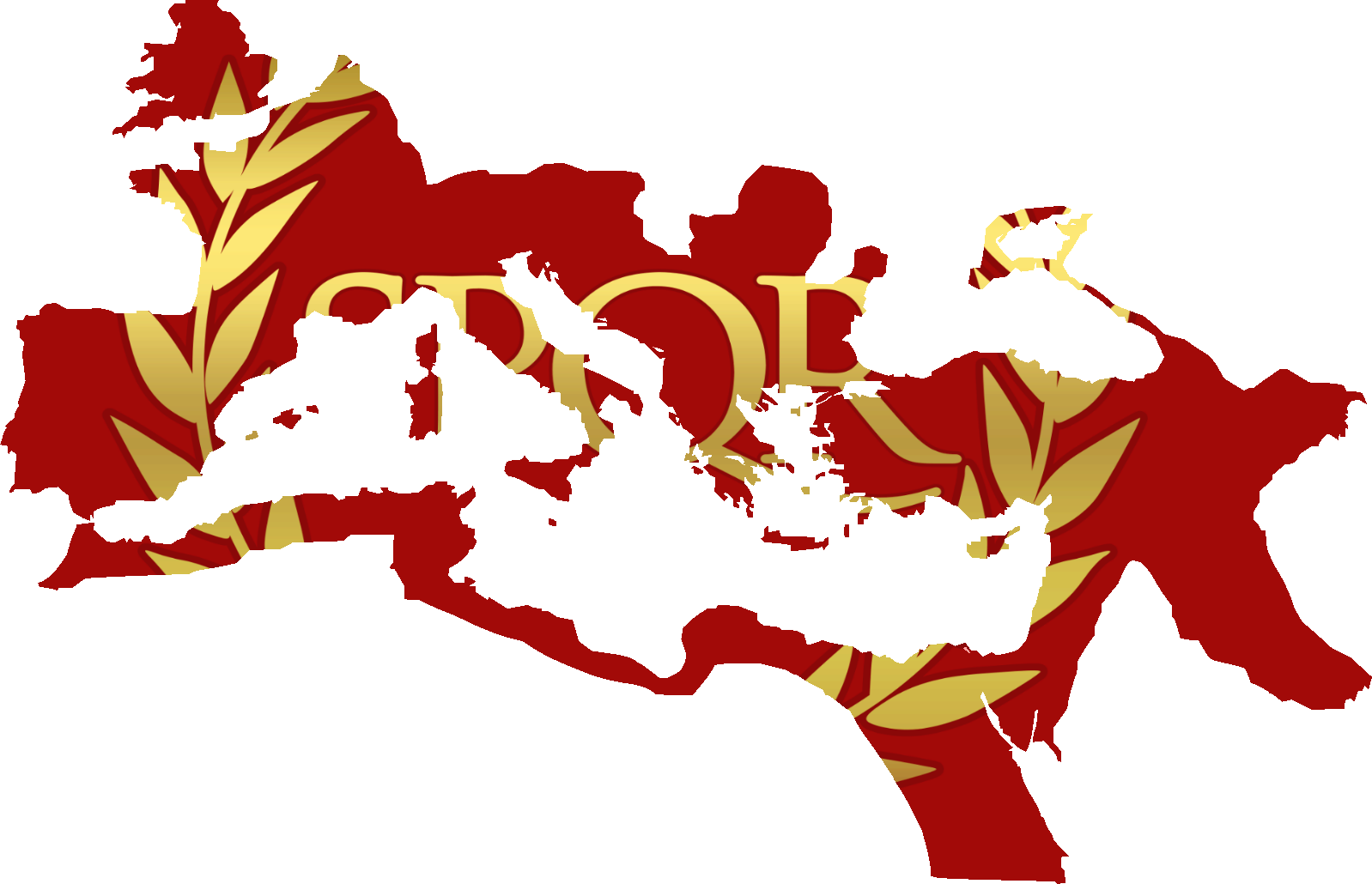 File map of the. Rome clipart flag rome