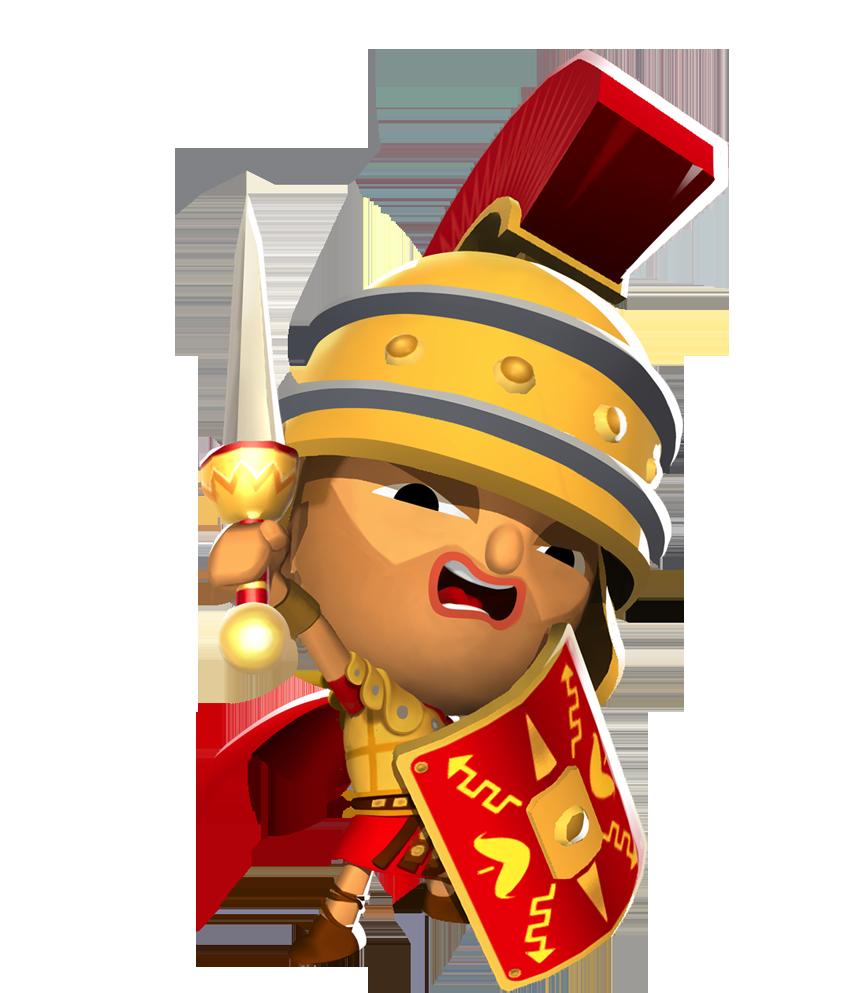 warrior clipart guard roman