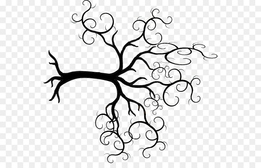 Tree of life root. Roots clipart