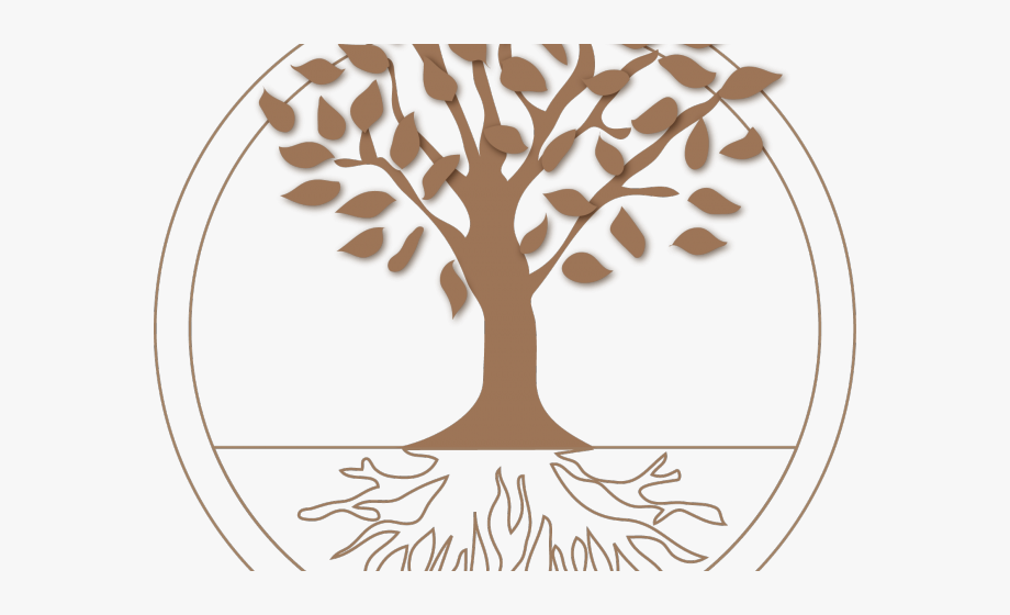 Circle free cliparts on. Roots clipart tree icon