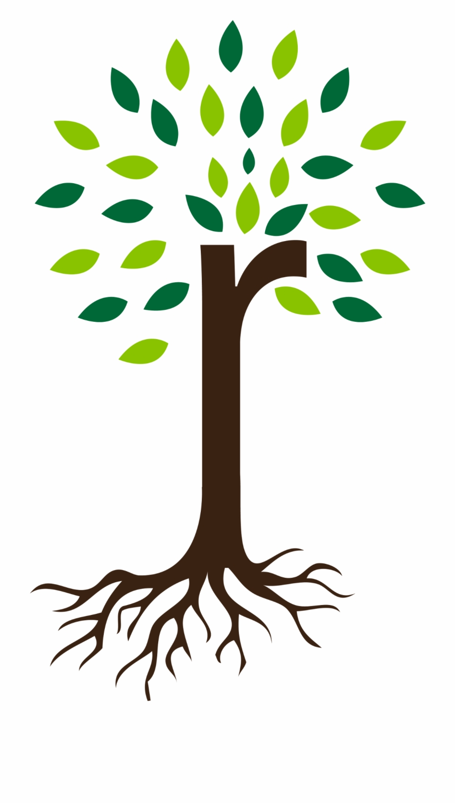 Roots clipart tree icon.  collection of png