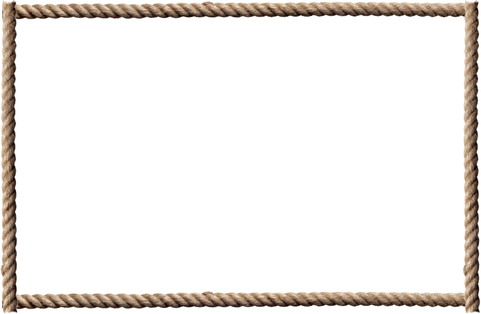 Rope frame png. Grayson county fair clipart
