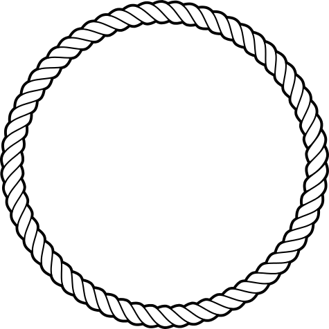Rope clipart. Free vector inkscape tutorials
