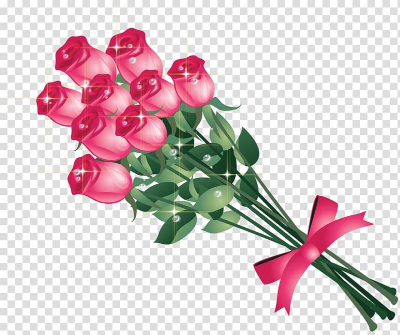 Flower bouquet desktop a. Rose clipart bunch
