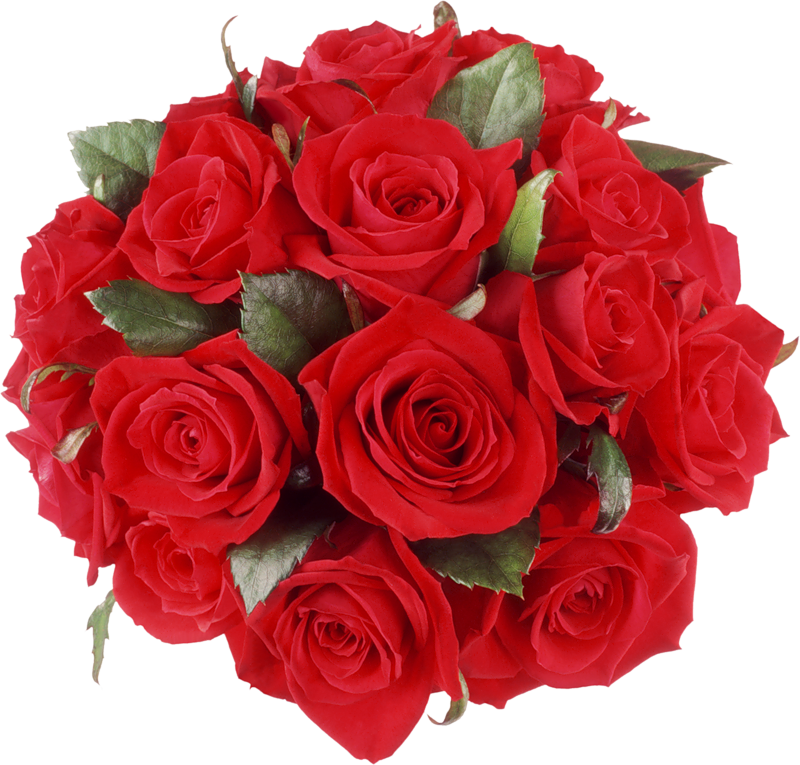 Rose clipart bunch. Red roses bouquet png