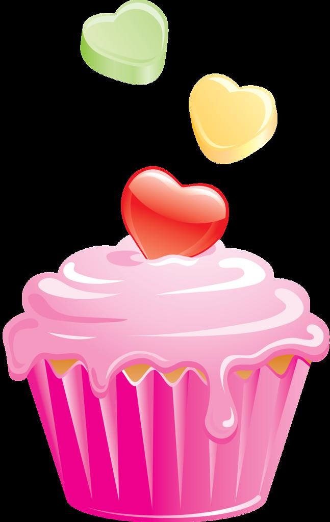 rose clipart cupcake #141272396