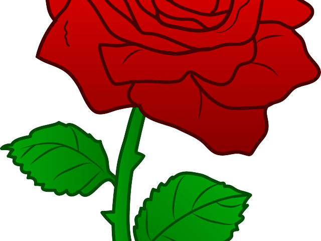 One cliparts free download. Rose clipart cute