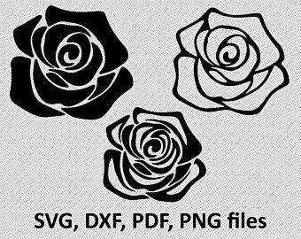 Etsy . Rose clipart mini rose