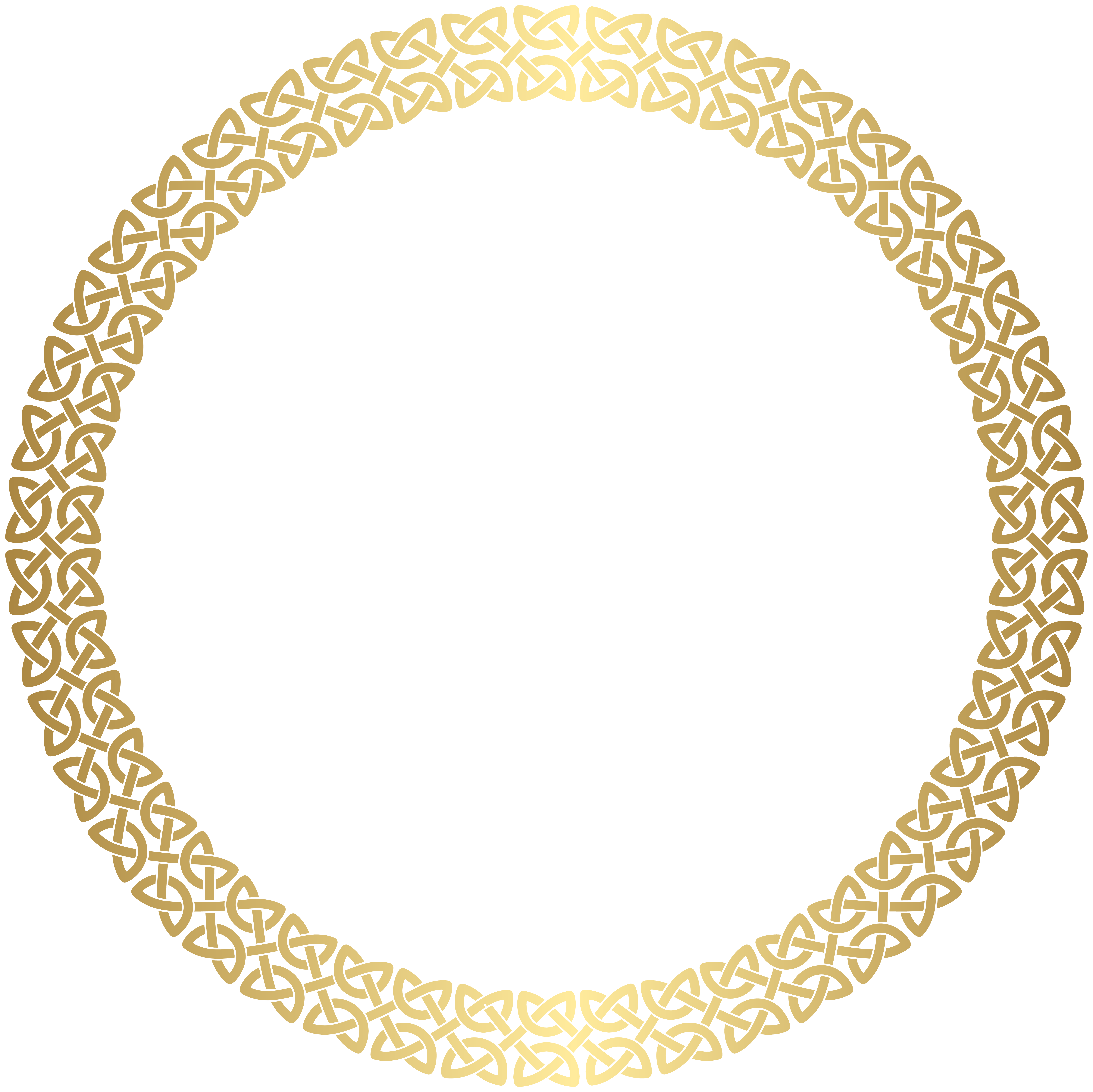 Border gold clip art. Round frame png
