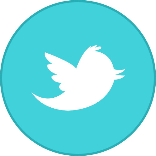 Border old with download. Round twitter icon png
