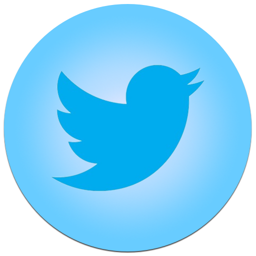 Round twitter icon png. Bird blue images transparentpng