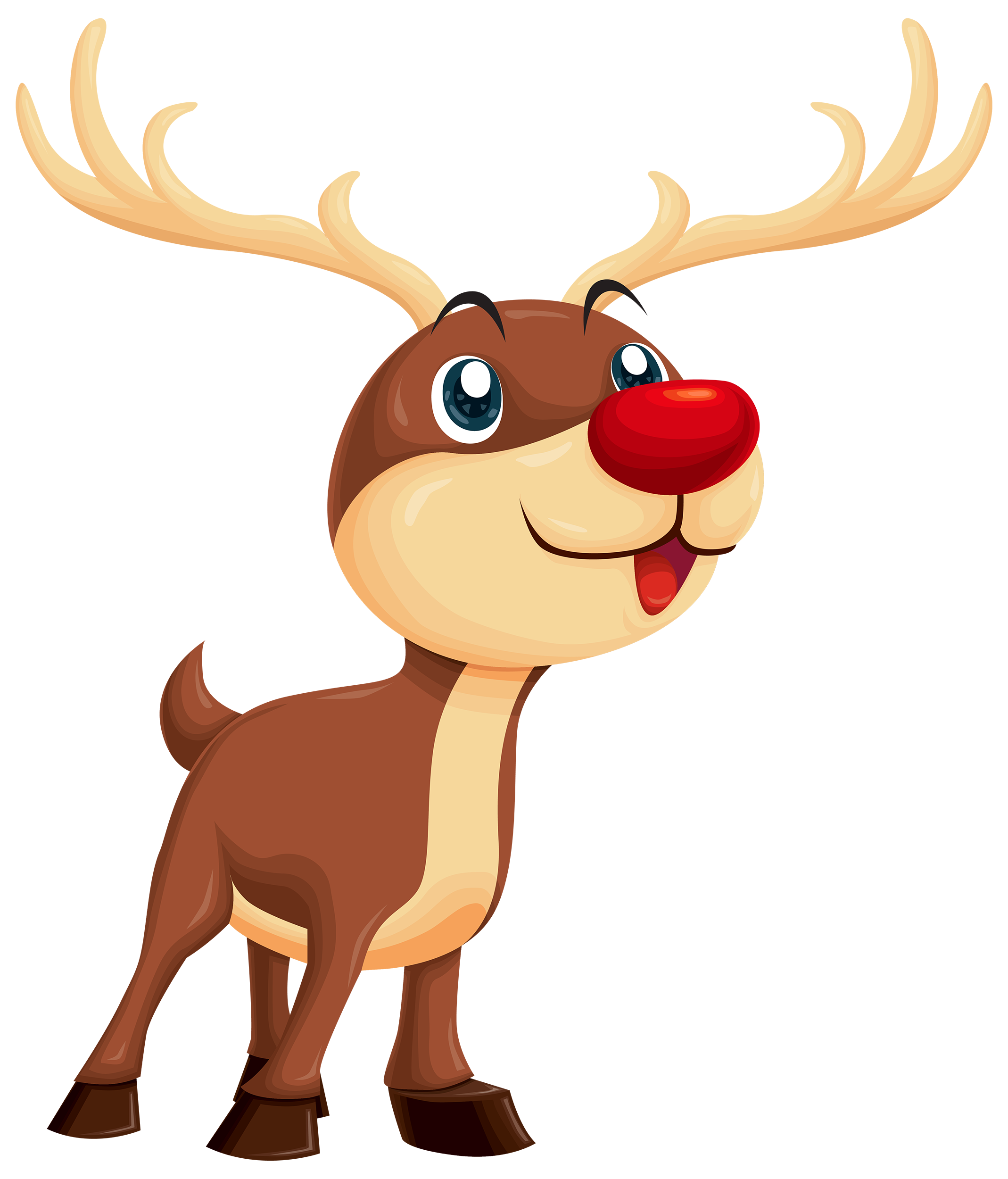 Antlers clipart rudolph. Png best web