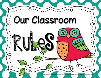 Middle school classroom clipartxtras. Rules clipart