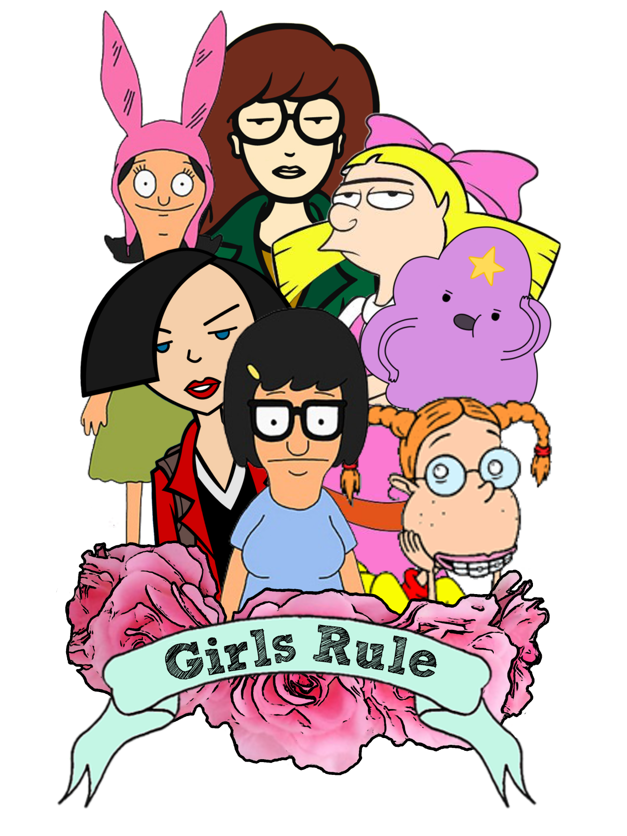Rules clipart group rule. All women deserve to