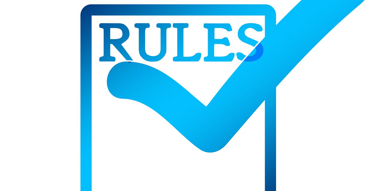What the search engines. Rules clipart guideline