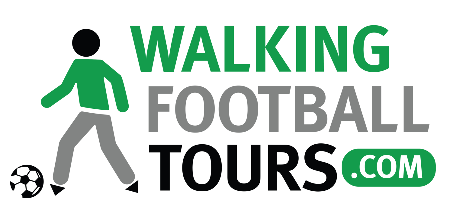 Walking football tours . Rules clipart rule procedure