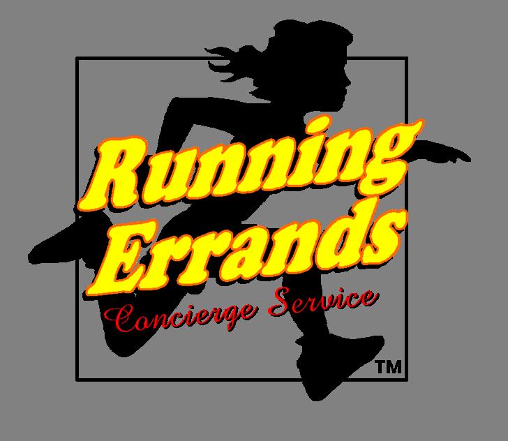 Lagoserrands running errands in. Runner clipart errand