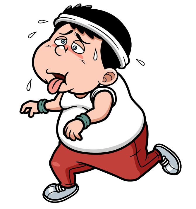 Tired clipart to do. Free jogger cliparts download