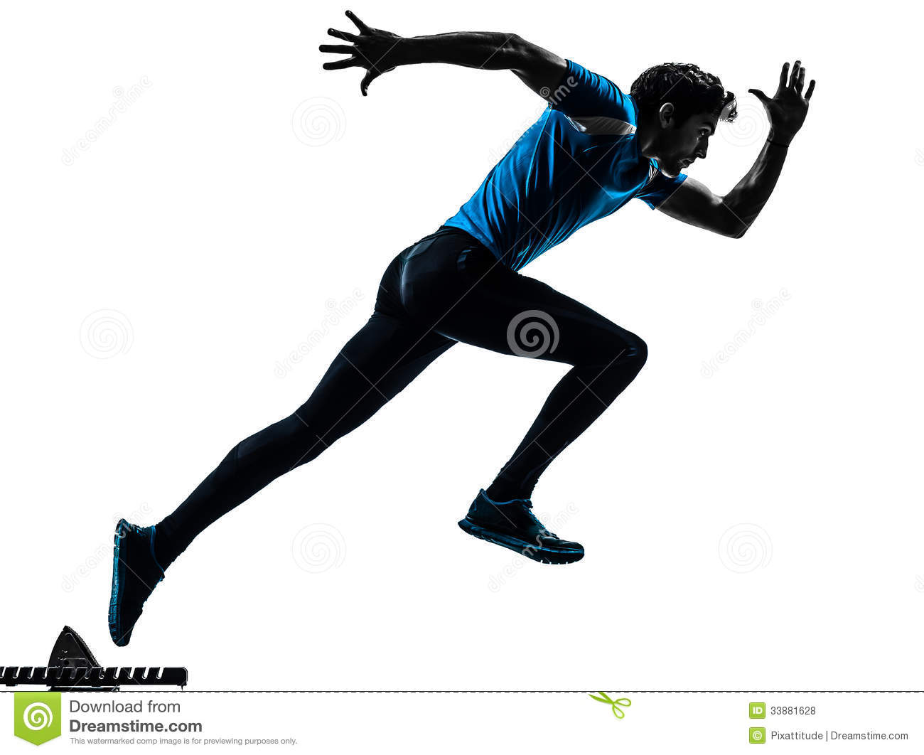 Runner clipart sprinter. Download free png for