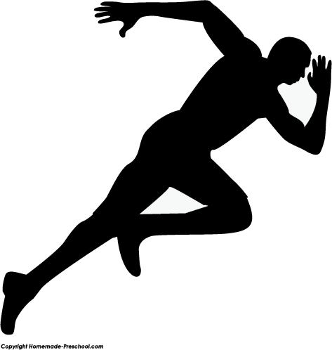 Png free transparent . Runner clipart sprinter