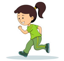 Exercise clipart student exercise. Search results for running