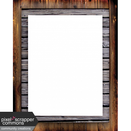 Graphic by gina jones. Rustic frame png