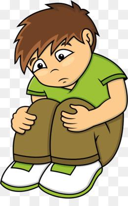 Free download sadness child. Sad clipart