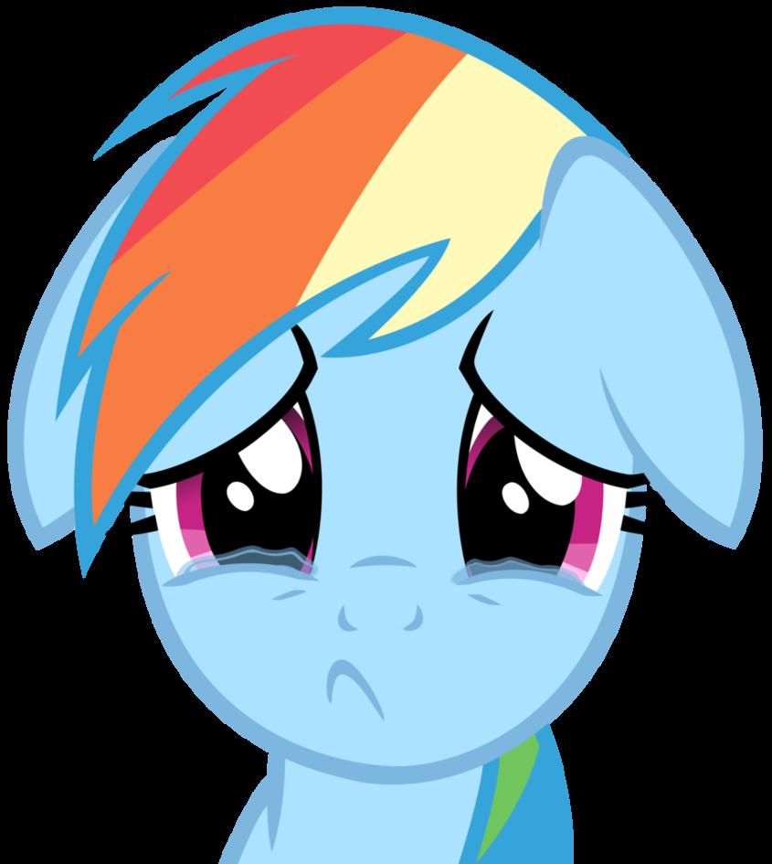Soldiers clipart sad. Rainbow dash by iamthegreatlyra