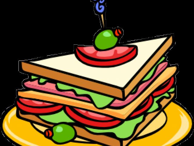 Sad clipart sandwich. Salami cliparts free download