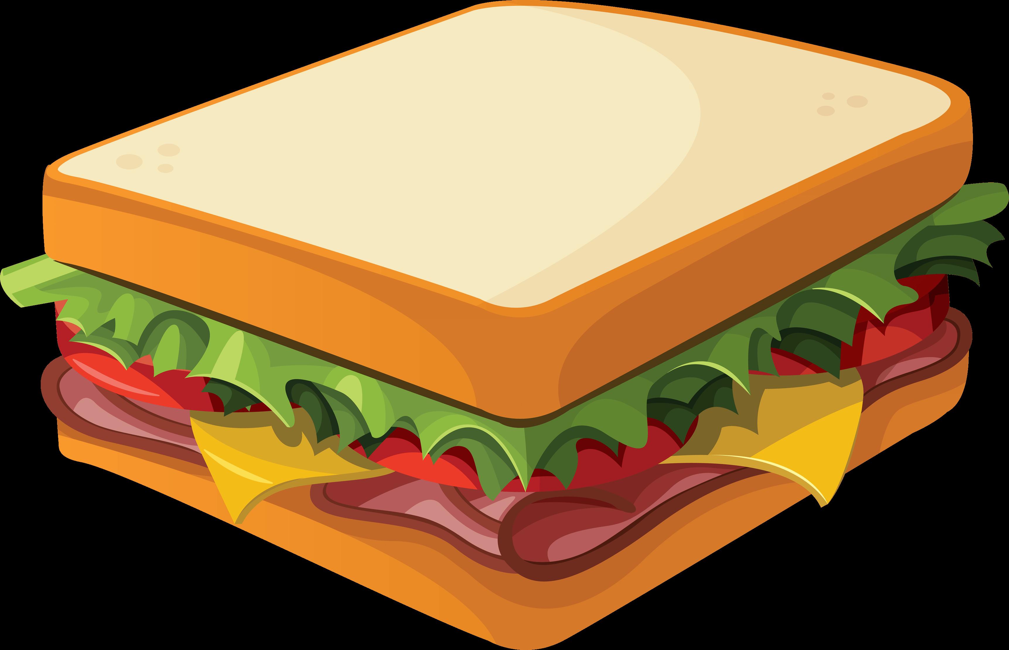 Sad clipart sandwich. Download png image hq
