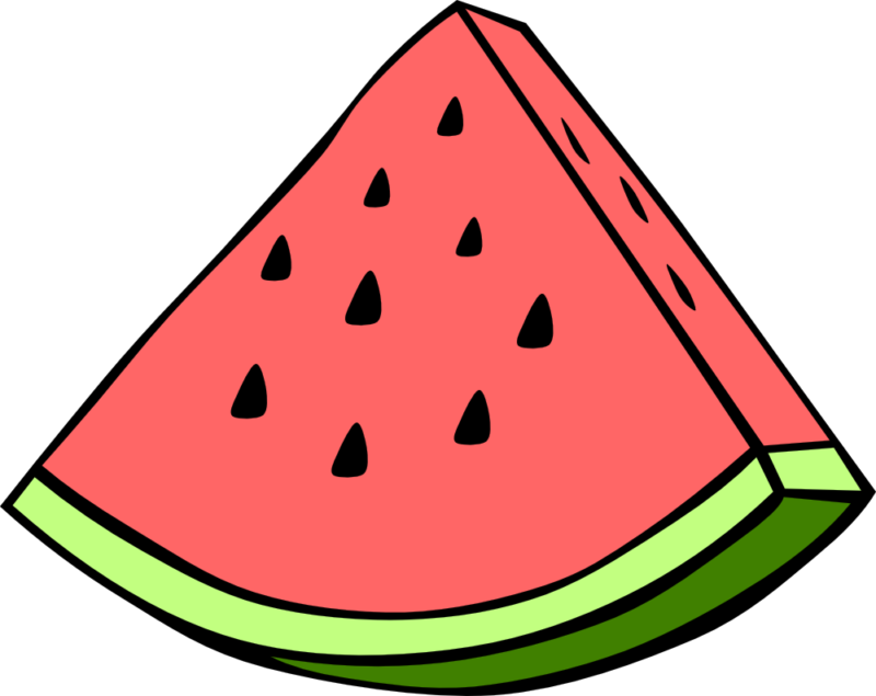 Images free download black. Watermelon clipart umbrella