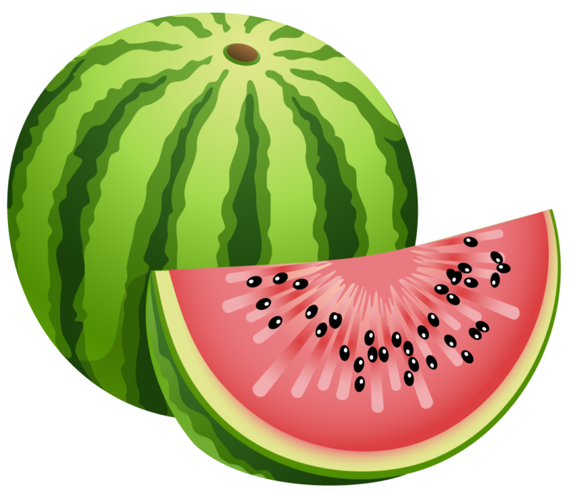 Watermelon clipart house. Images free download pics
