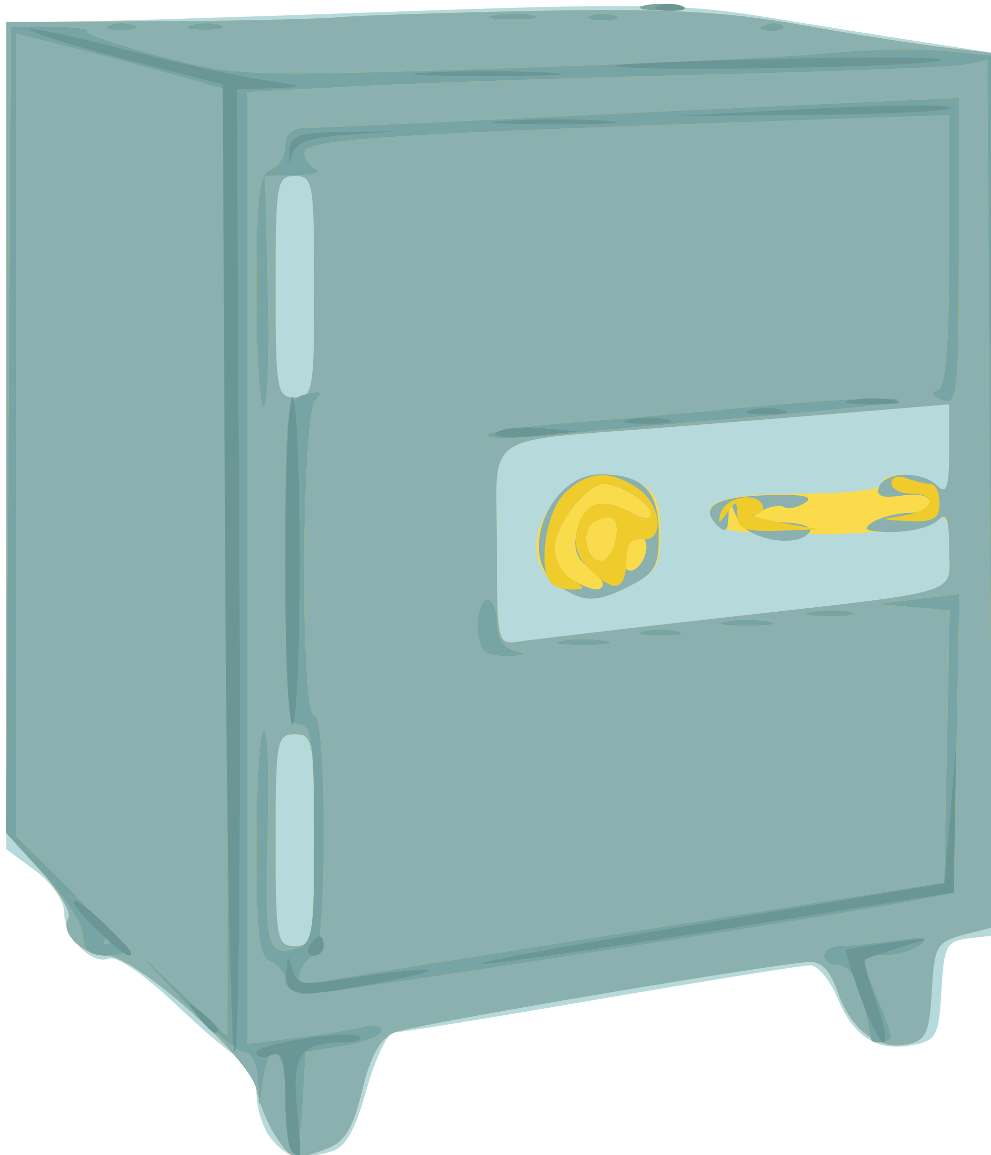 File safe clip art. Clipart library reference book