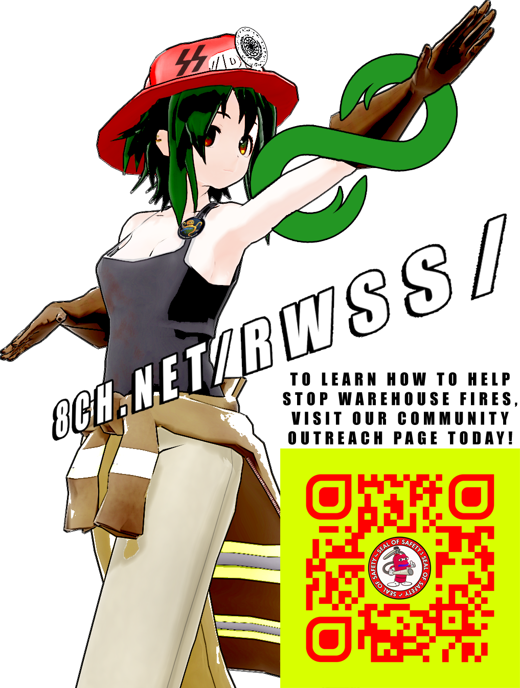 Chan wants you from. Safe clipart safety need