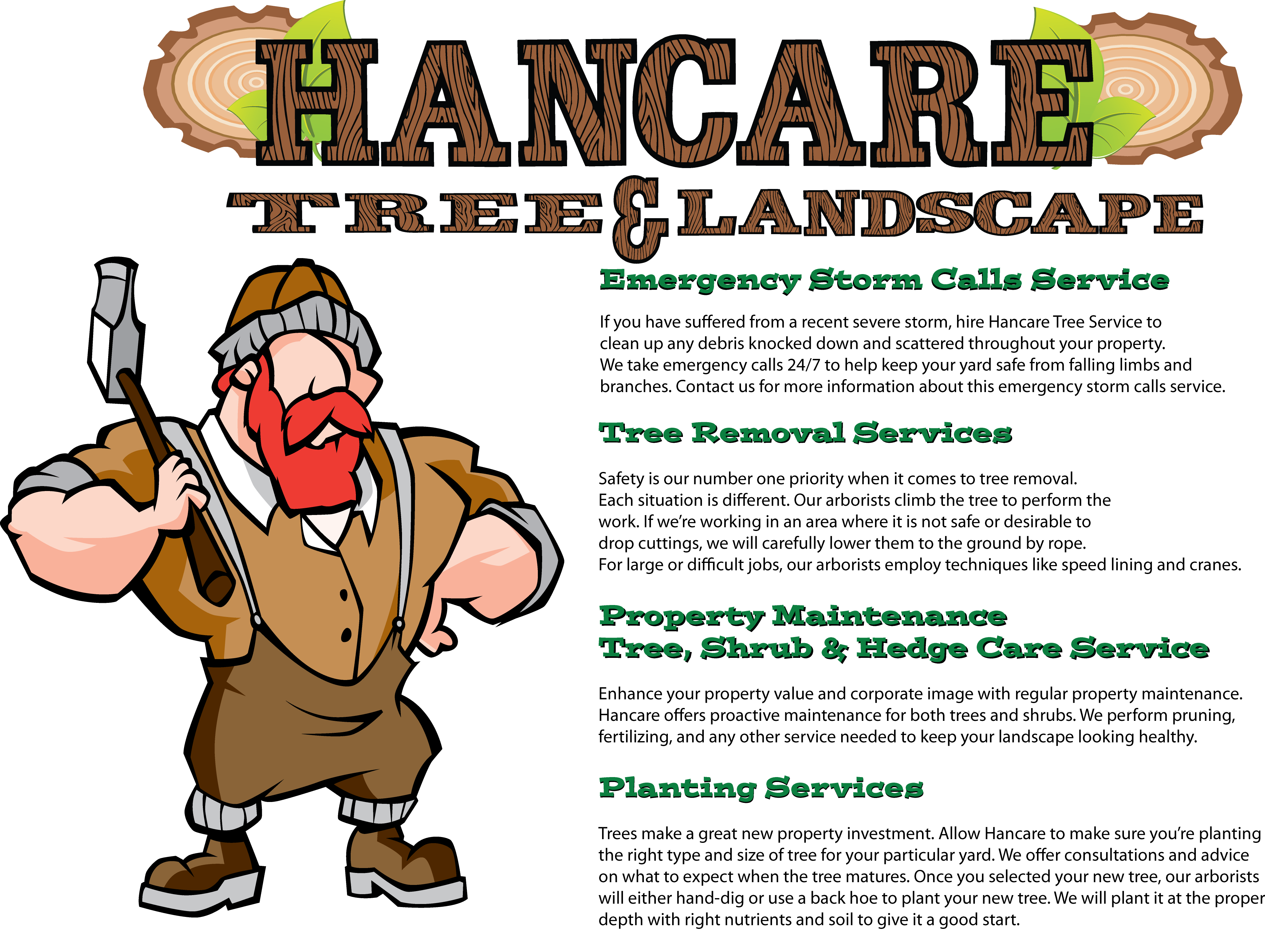 Working clipart yard cleanup. Services hancare
