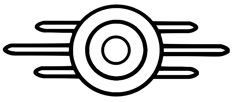 Vault tec logo google. Youtube clipart fallout