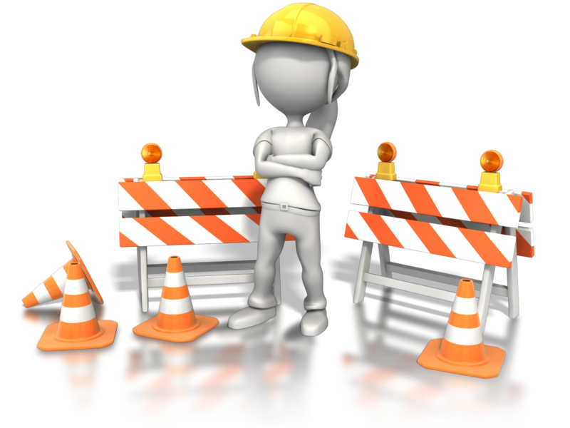 Health and safety at. Working clipart work done