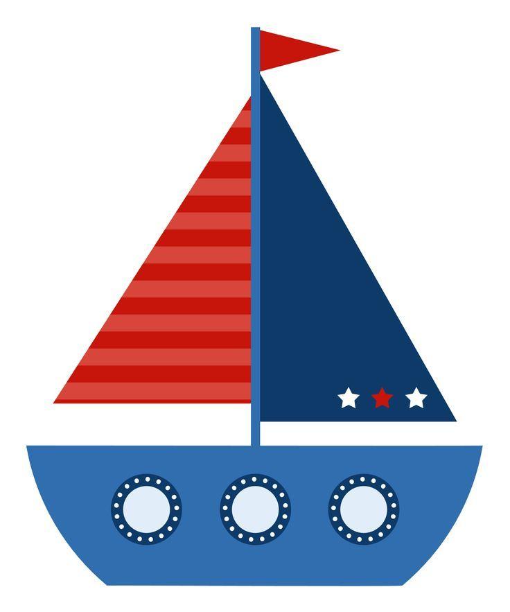Sailboat clip art free. Nautical clipart yacht