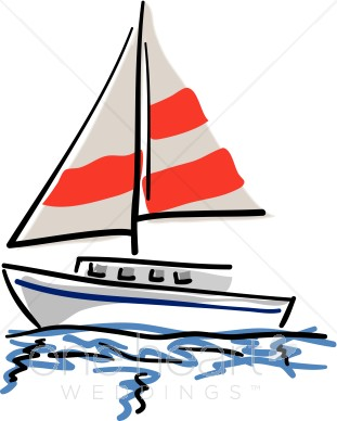 Nautical clipart yacht. Sailboat clip art panda