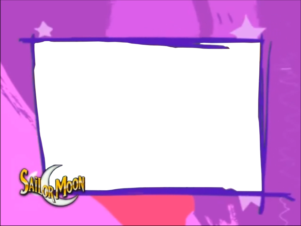 Today on moon template. Sailor clipart border