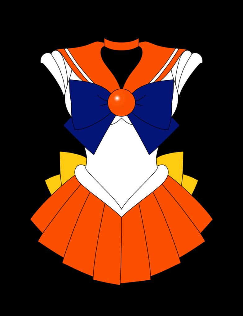 Clothes clipart sailor. Mgu venus fuku st