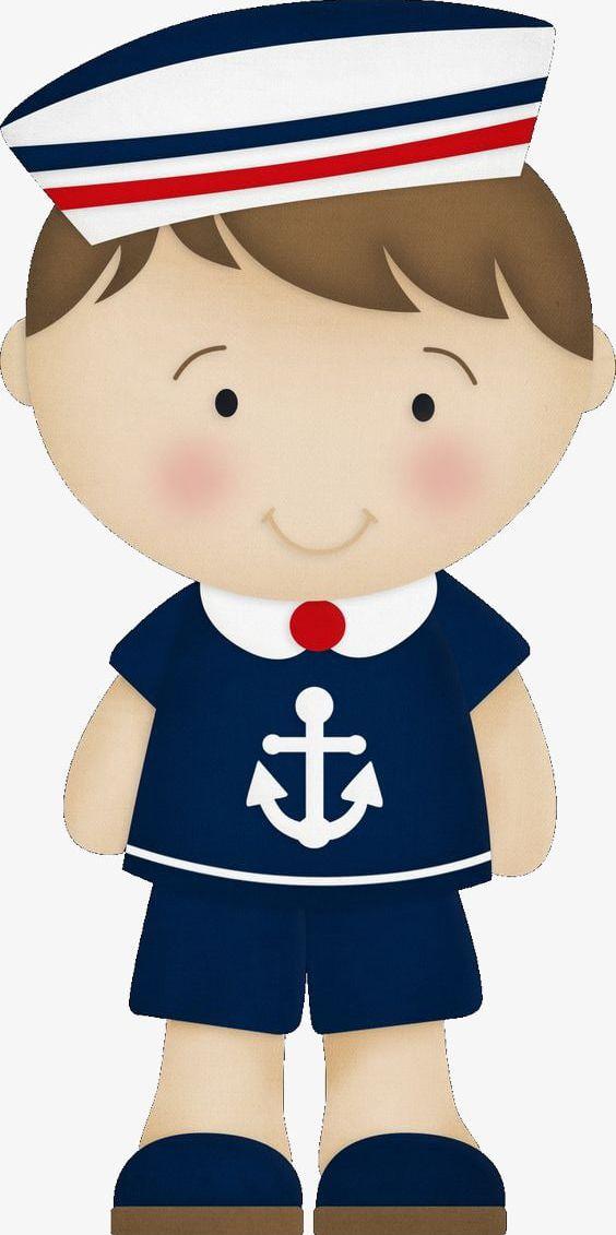 Sailor clipart sailor suit. Cartoon boy wearing a