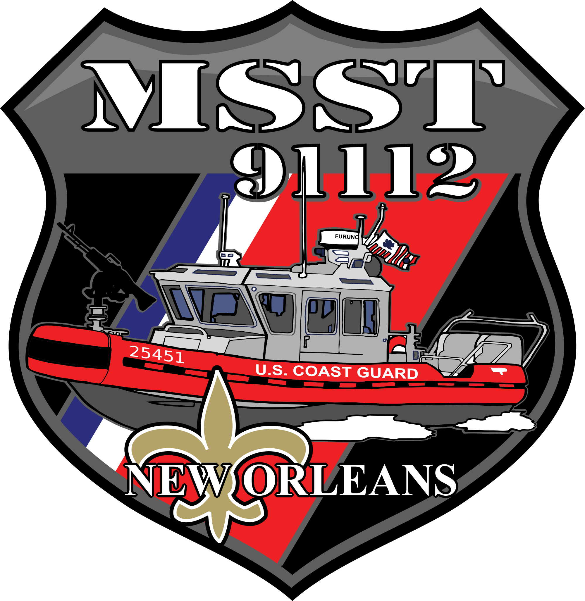 United states new orleans. Sailor clipart uniform coast guard