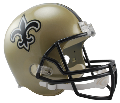 New orleans nfl full. Saints helmet png