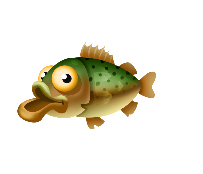 Trout clipart speckled trout. Brook hay day wiki