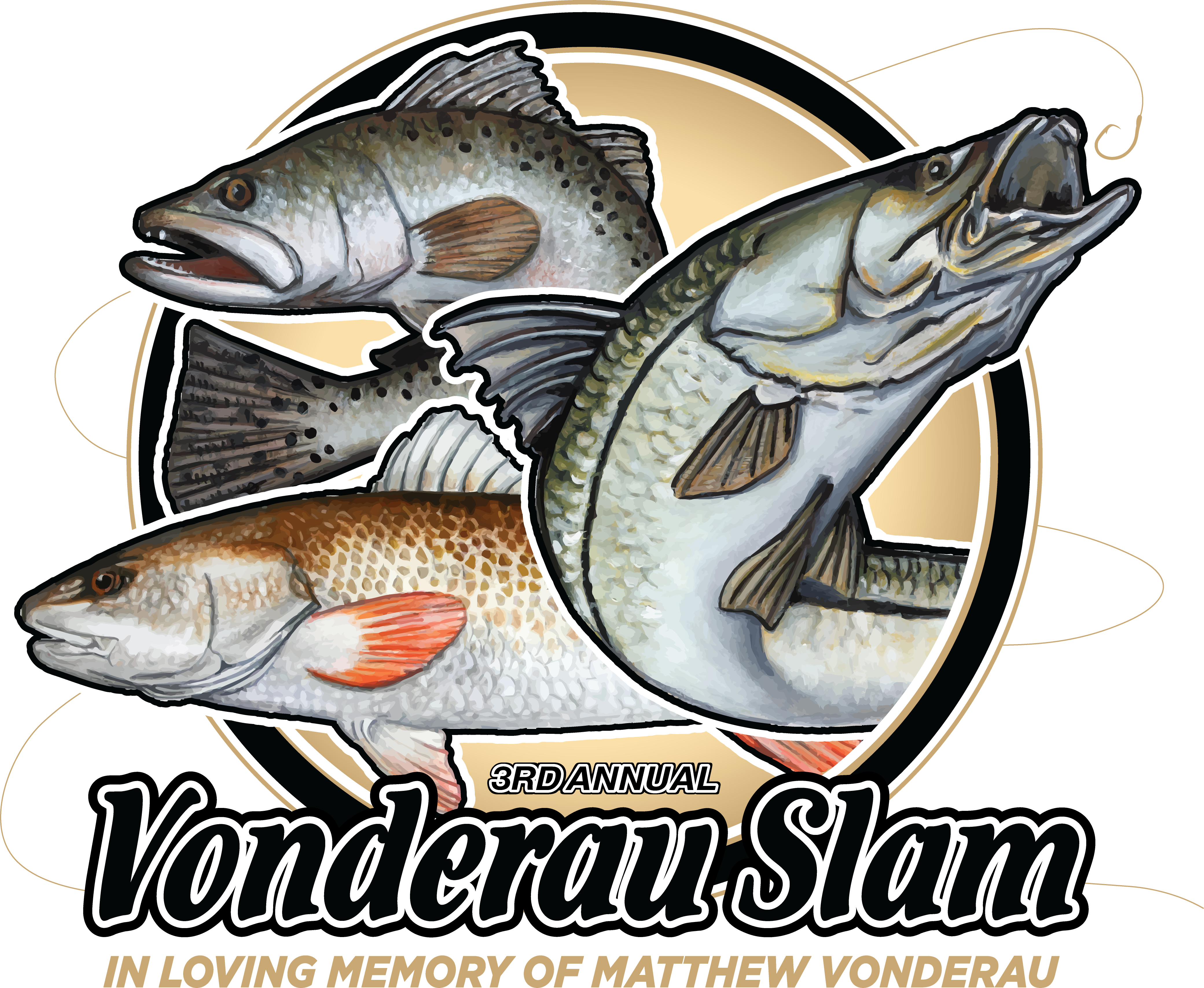 Trout clipart spotted bass.  rd annual vonderau