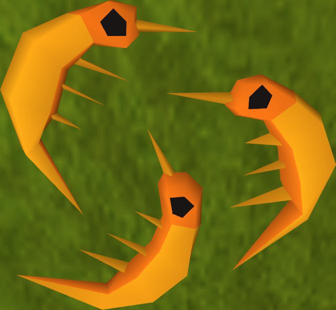 Shrimps darkscape wiki fandom. Salmon clipart shrimp