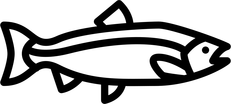 Big png icon free. Salmon clipart svg
