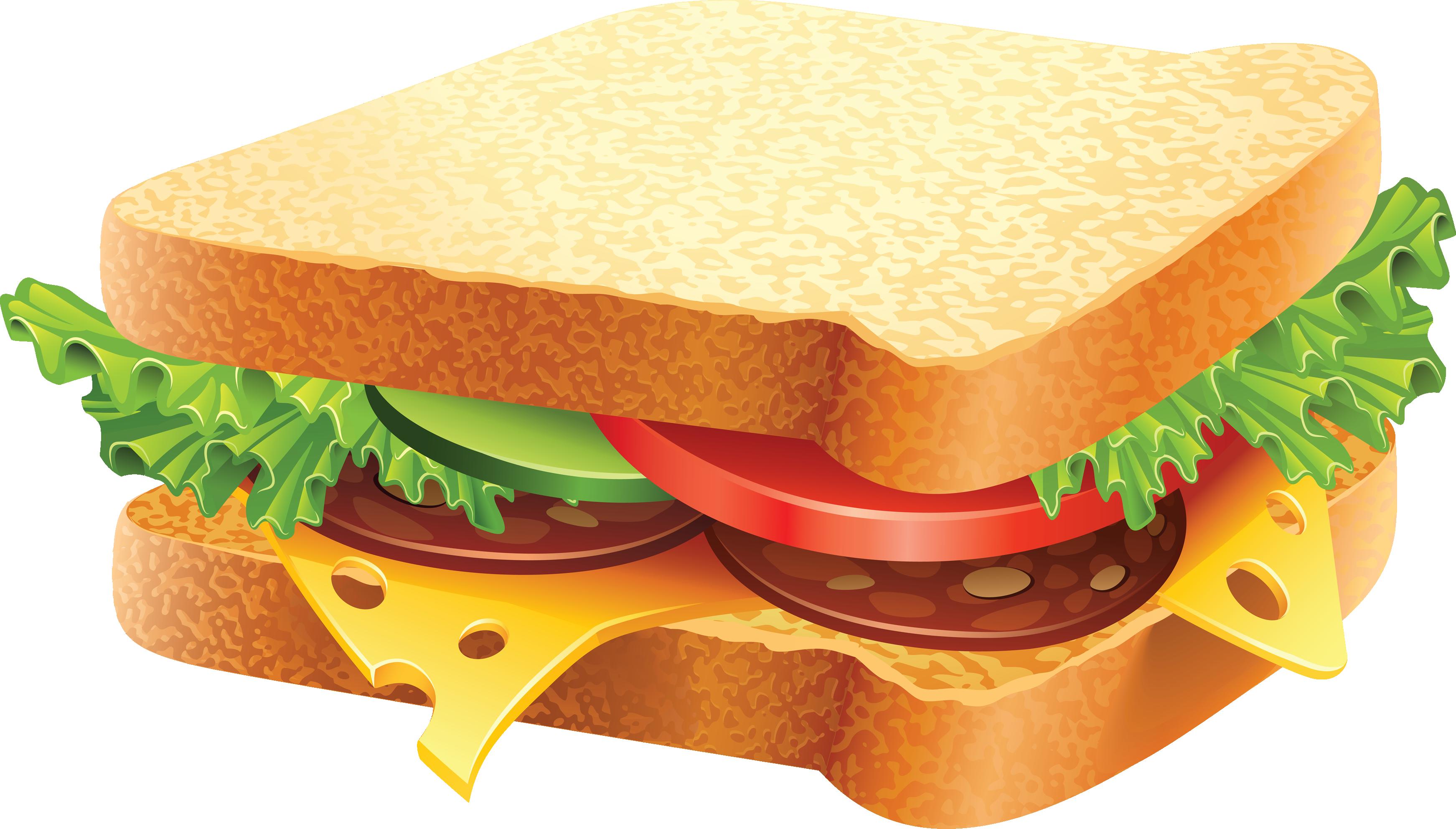 Sandwich clipart. Clip art free panda